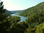 Rzeka Krka.   foto: Norbert Lejeune