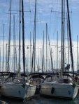 nasze jachty czekają :)  foto: Kasia