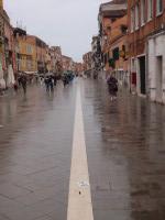 Wenecja w deszczu  foto: Kasia