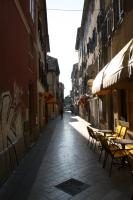 uliczka w Puli  foto: Kasia