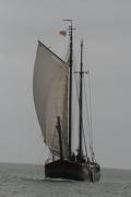 Rejs morski (Morze Północne, marzec 2009)