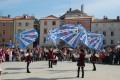 Piran - pokaz tańca  foto: Jola i Piotr