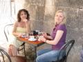 kawka z wkladka - Ania i Madzia  foto: Kaczor