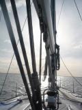 Rejs morski (Morze Północne, marzec 2010)
