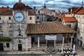 Trogir-widok z katedry  foto: