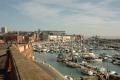 port w Ramgate  foto: Ewa Waliszewska