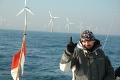 wiatraki, pełno ich na północnym  foto: Ewa Waliszewska