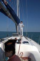 i w morze  foto: Kamila Kłos