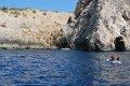 w drodze do jaskini  foto: załoga jachtu