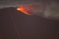 wieczorem Etna nie wytrzymała   foto: Peter