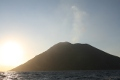 Stromboli buchająca ogniem  foto: Kasia