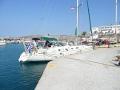 nasz jacht  foto: Sławomir Tomczyk
