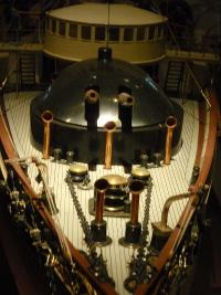muzeum morskie w Den Helder  foto: Kasia