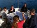 ćwiczenia z nawigacji  foto: Peter