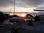 marina w Trieście foto: Kasia