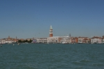 Wenecja od strony wody wygląda pięknie foto: Kasia