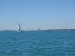 płyniemy do Santa Margherita foto: Kasia
