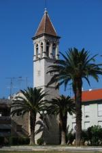 Trogir - dzwonnica foto: Jola Szczepańska