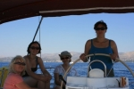 W morzu :) foto: Anna Chuchro