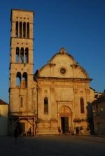 Hvar - katedra sv. Stjepana foto: Jola Szczepańska