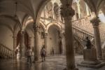 Dubrovnik - pałac rektorów foto: Jola Szczepańska
