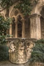 Dubrovnik - klasztor dominikanów foto: Jola Szczepańska