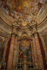 Dubrovnik - kościół jezuitów foto: Jola Szczepańska