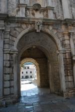 Korcula - brama południowa foto: Jola Szczepańska