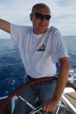 Kapitan wygląda na zadowolonego foto: Jola Szczepańska
