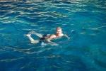 W wodzie foto: Jola Szczepańska