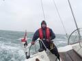Rejs morski (Morze Północne, marzec 2013)