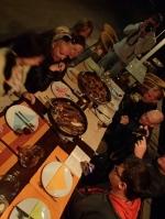 kolacyjka z tradycyjną chorwacką peką  foto: Kasia