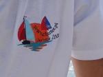 nasze rejsowe koszulki :) foto: Kasia