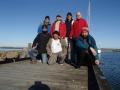 Rejs morski (Dania, Półwysep Jutlandzki, kwiecień 2013)
