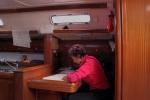 Rejs ze szkoleniem na patent Voditelj Brodice foto: Marcin