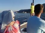 """W oczekiwaniu na """"Costia Concordia"""" foto: Kasia"""