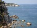 Rejs morski (Włochy, Elba, Korsyka, sierpień 2013)