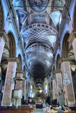 Bastia - katedra Matki Bożej
