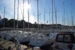 Na szczęście udało się dopłynąć, jesteśmy w Trogirze!!