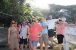 St. Lucia i nasza dzielna ekipa foto: Krzysztof Chmura