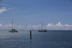 wypływamy, następny cel to Barbados foto: Krzysztof Chmura