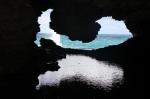 zalewowe jaskinie - Barbados foto: Krzysztof Chmura