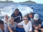 Wieje, nie pozostaje zatem nic innego jak wybrać się znowu na wycieczkę - tym razem na Palm Island foto: Krzysztof Chmura