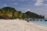 Palm Island - cisza, spokój i bar foto: Krzysztof Chmura