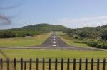 lotnisko na Mustigue foto: Krzysztof Chmura