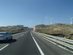 długa droga z lotniska do mariny foto: Piotr Kowalski