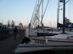 Marina w Oostende foto: Przemek Osiewicz