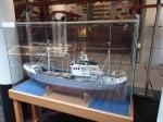 Warto było obejrzeć rybacki statek przerobiony na muzeum! foto: Krystian Szypka