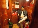 W środku statku muzeum foto: Krystian Szypka