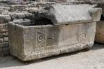 Zadar, sarkofag antyczny